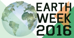 Celebrate Earth Week 2016 With Campus-wide Programming