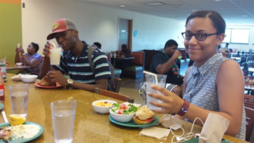 FAMU Dining Serves Up Healthy Choices