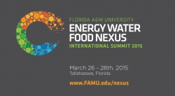 New EnergyWaterFoodNexus Science Enterprise Launched at FAMU