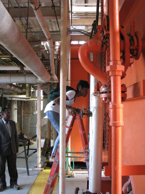 FAMU Making Strides on Saving Energy and Saving Money