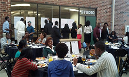 Indaba Invites Campus Community to Create a Sustainability Plan